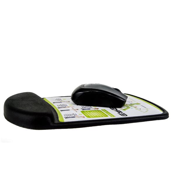Mousepad Quadrado em P.U. Personalizado