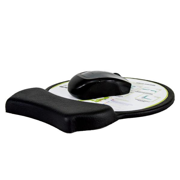 Mousepad Redondo em P.U. Personalizado