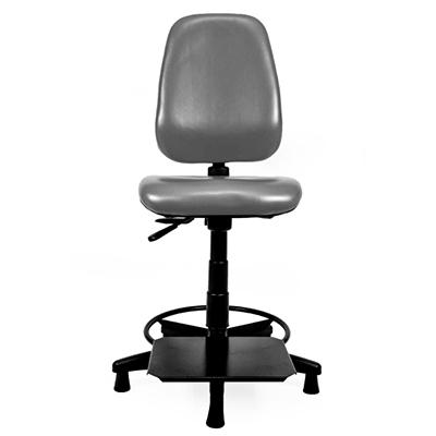 Cadeira alta industrial