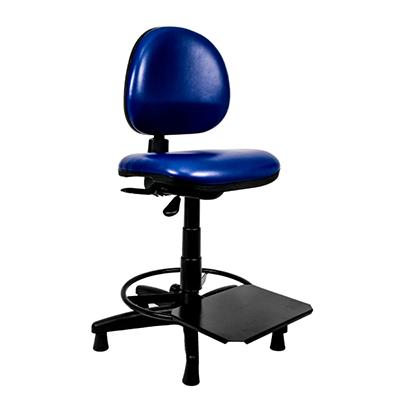Cadeira Anti-Estática de 3 Ajustes