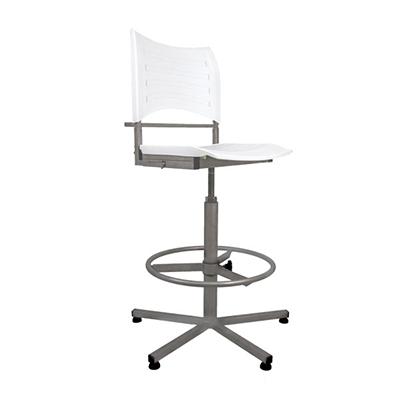 Cadeira de inox