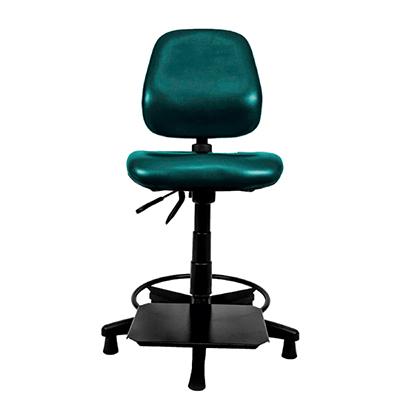 Cadeira ergonômica semi-sentado
