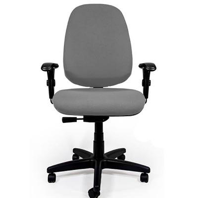 Cadeira secretária ergonômica