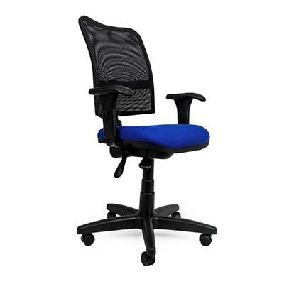 Clique aqui e saiba mais sobre Cadeira secretária ergonômica